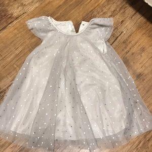 Amazing toddler girls holiday dress. 12-18 months